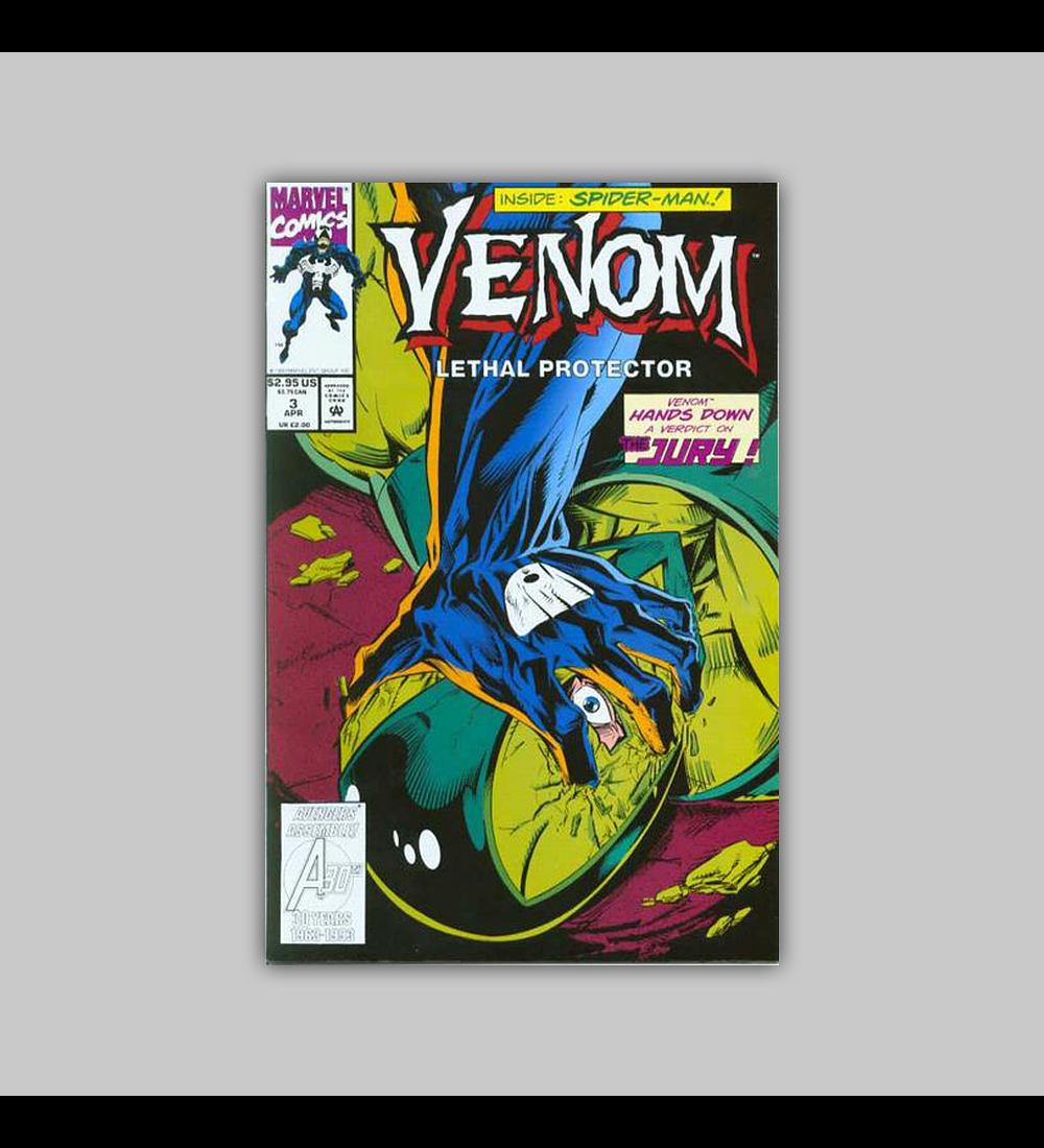 Venom: Lethal Protector 3 1993