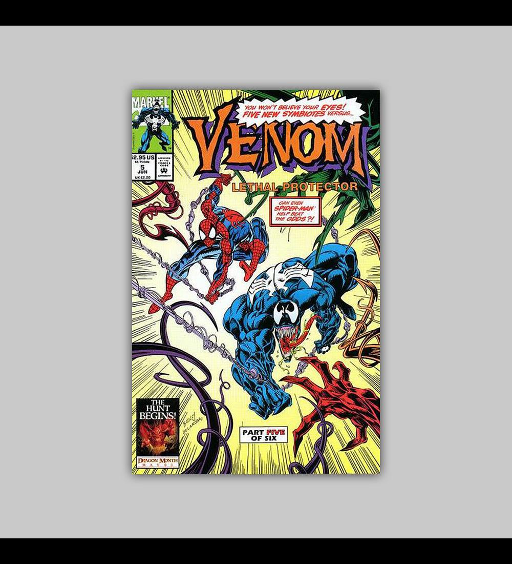 Venom: Lethal Protector 5 1993
