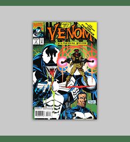 Venom: Funeral Pyre 3 1993