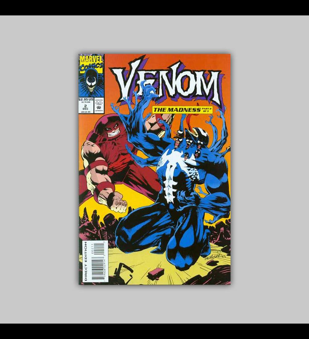 Venom: The Madness 2 1993
