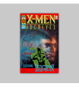 X-Men Archives 1 1995