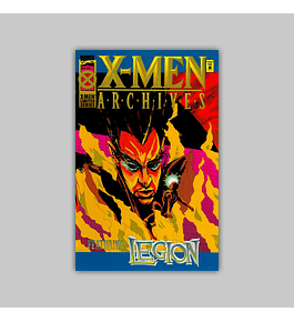 X-Men Archives 2 1995