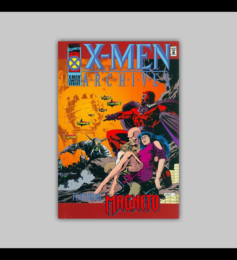 X-Men Archives 4 1995