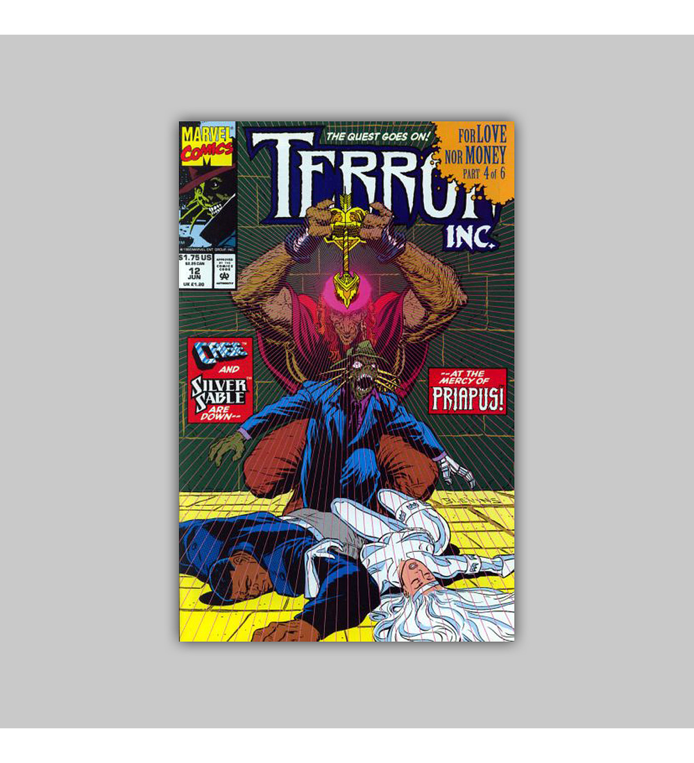 Terror Inc. 12 1993