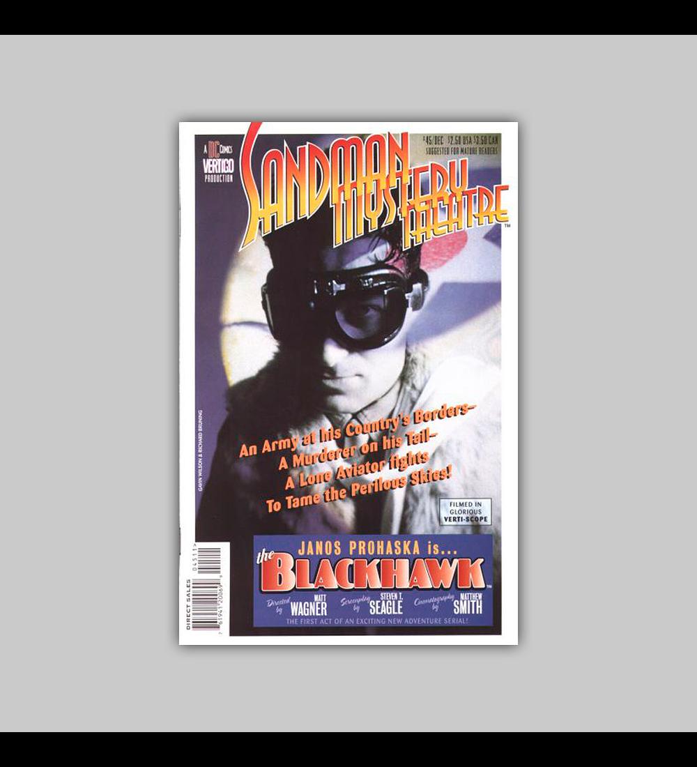 Sandman Mystery Theatre 45 1996