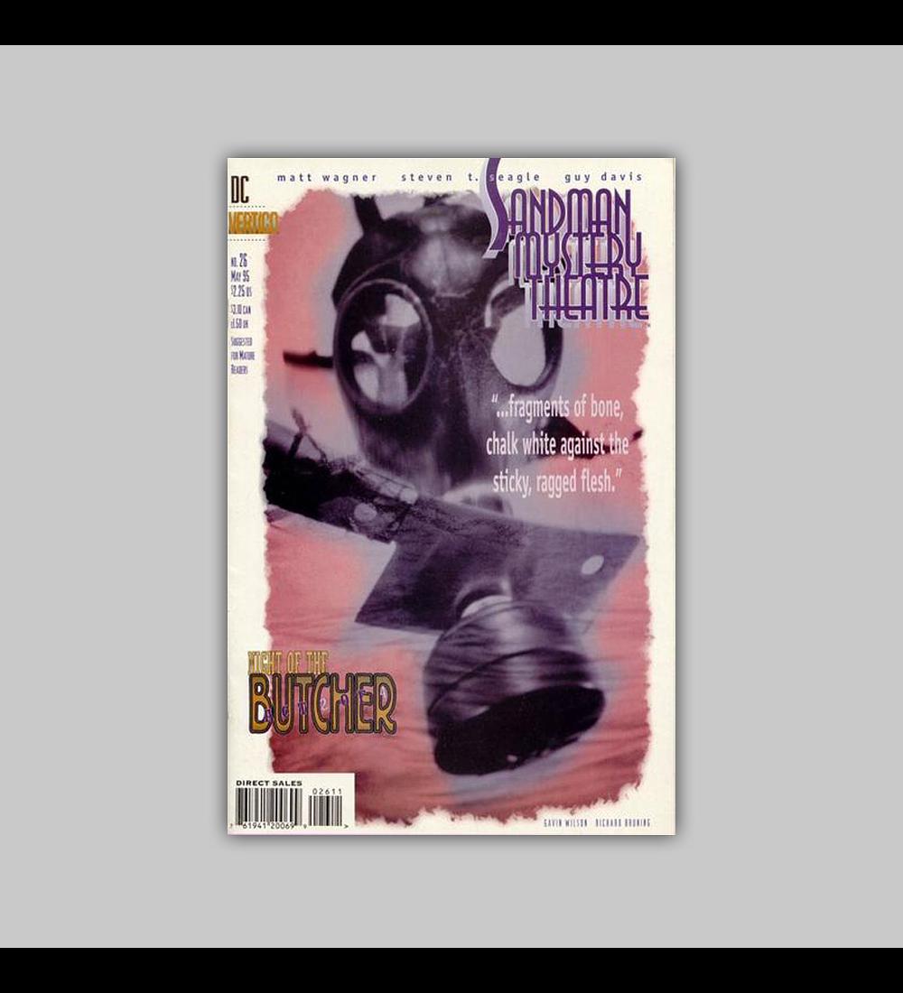 Sandman Mystery Theatre 26 1995
