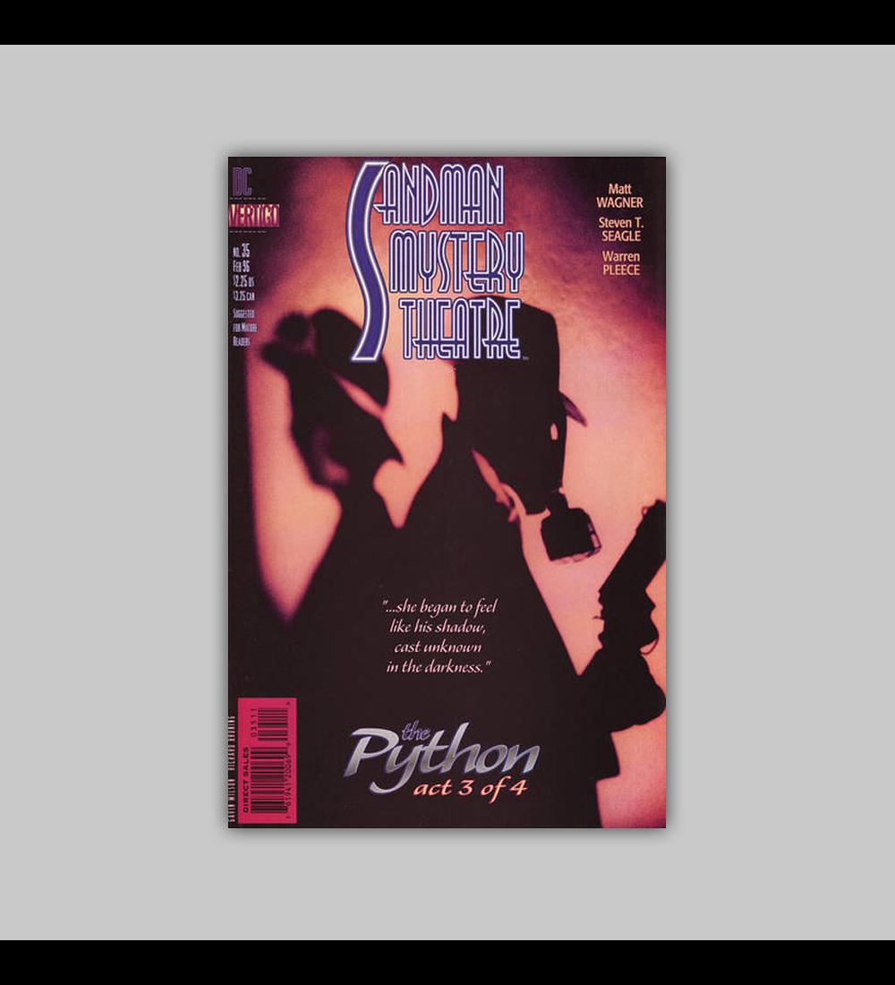 Sandman Mystery Theatre 35 1996