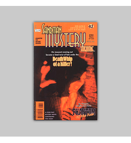 Sandman Mystery Theatre 43 1996