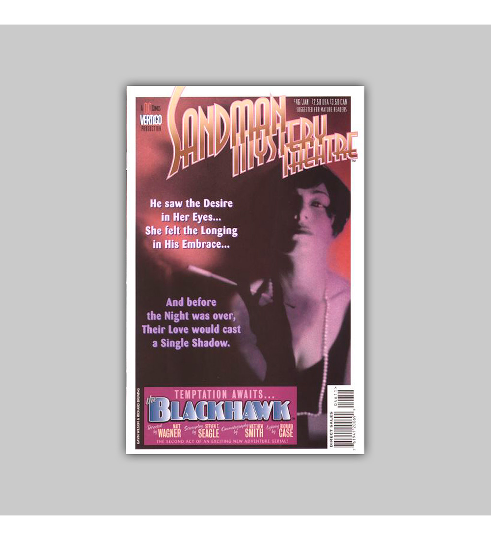 Sandman Mystery Theatre 46 1997