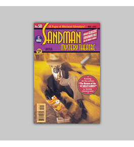 Sandman Mystery Theatre 50 1997