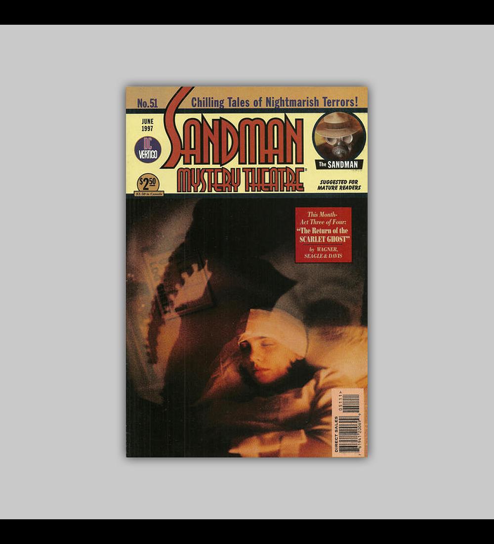Sandman Mystery Theatre 51 1997