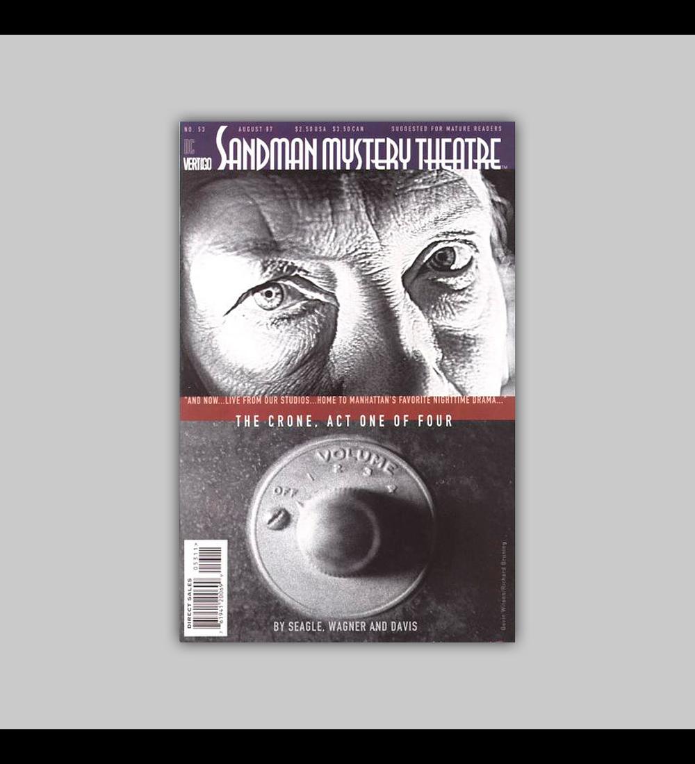 Sandman Mystery Theatre 53 1997