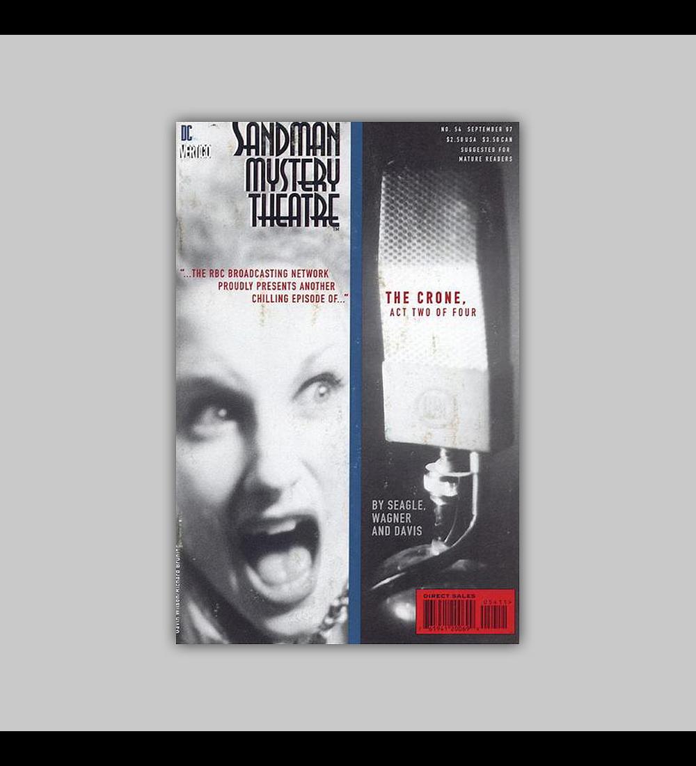 Sandman Mystery Theatre 54 1997