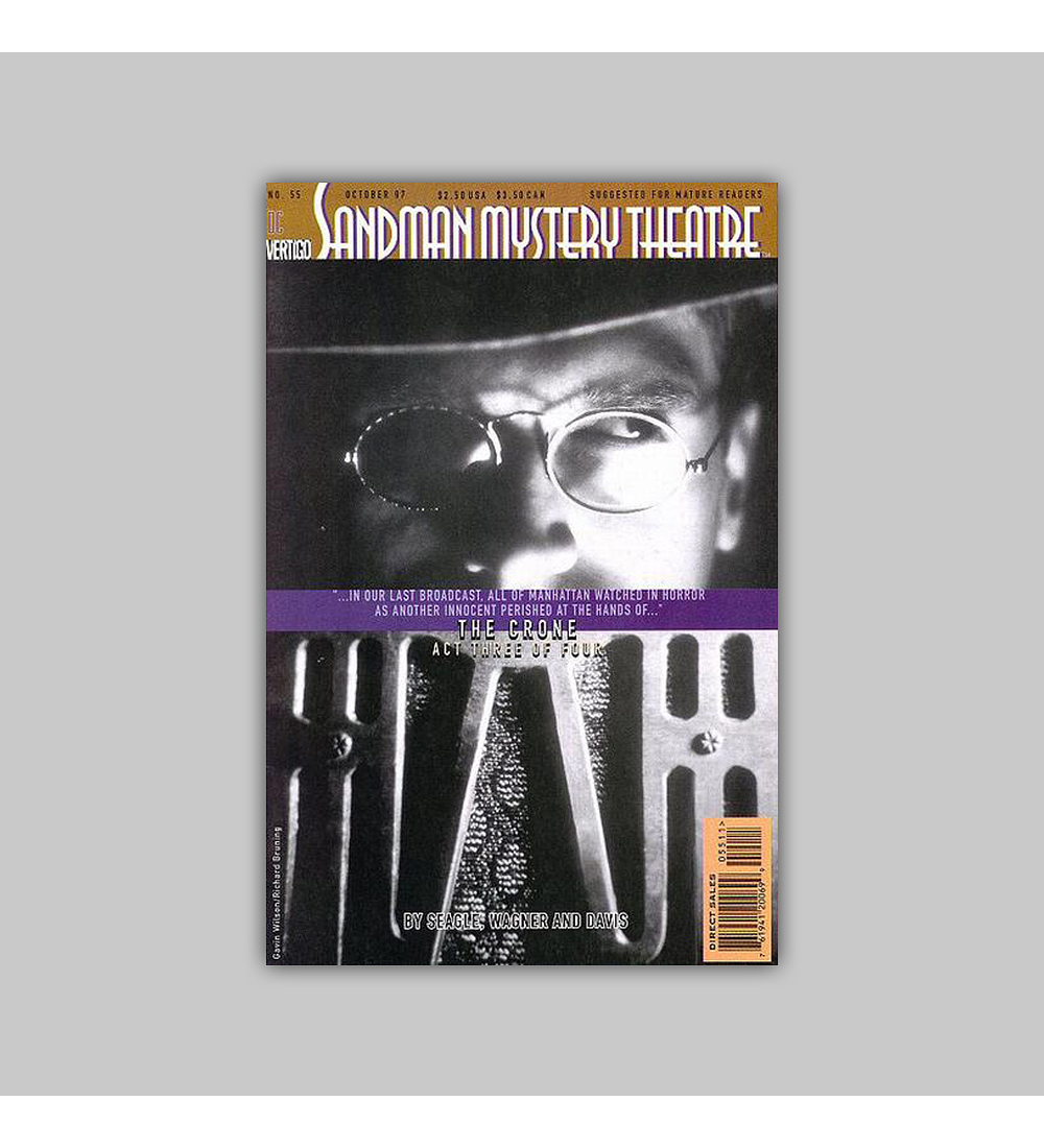 Sandman Mystery Theatre 55 1997