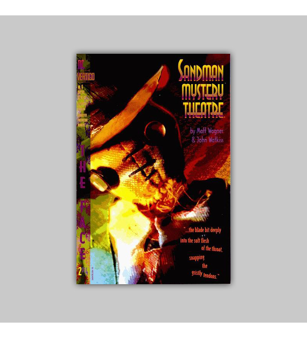 Sandman Mystery Theatre 6 1993