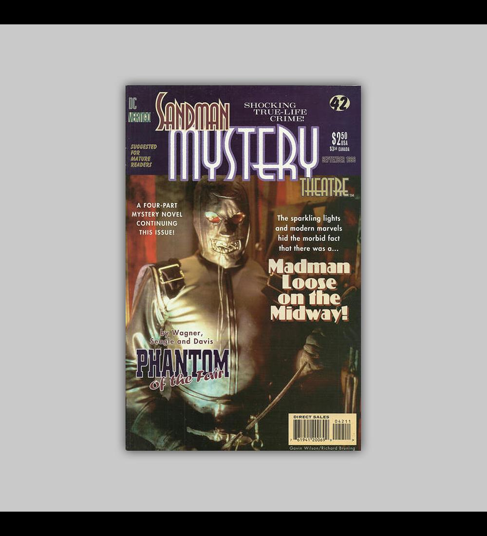 Sandman Mystery Theatre 42 1996