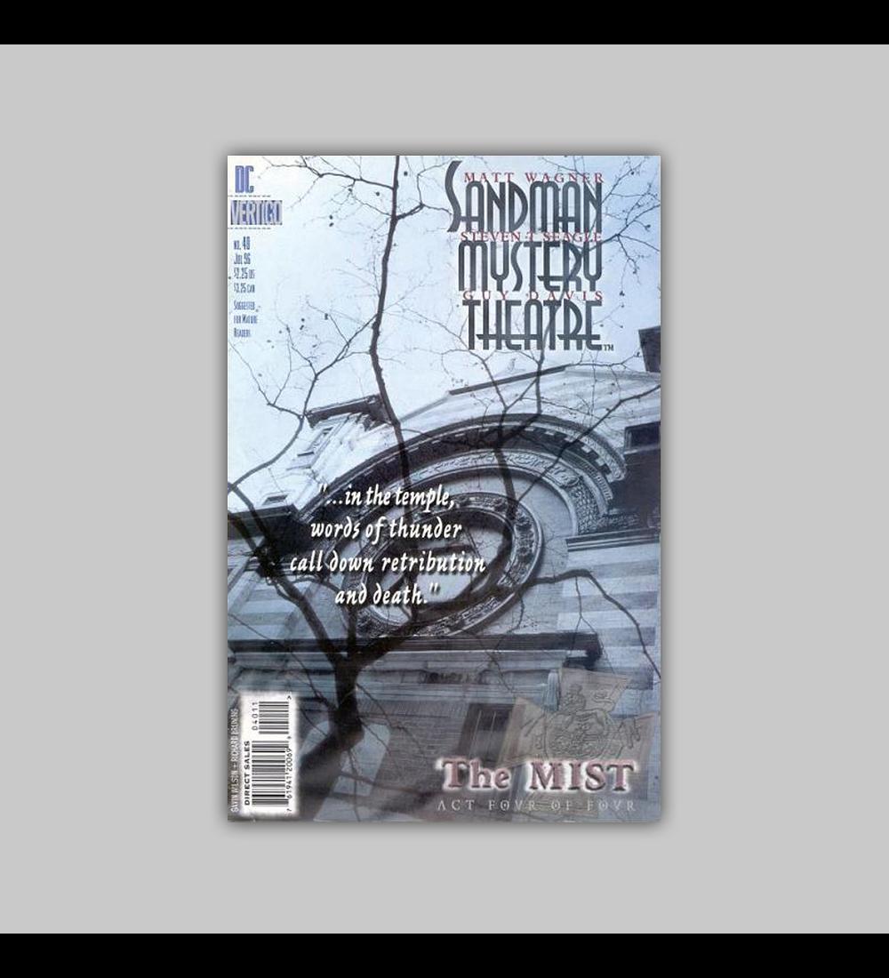Sandman Mystery Theatre 40 1996