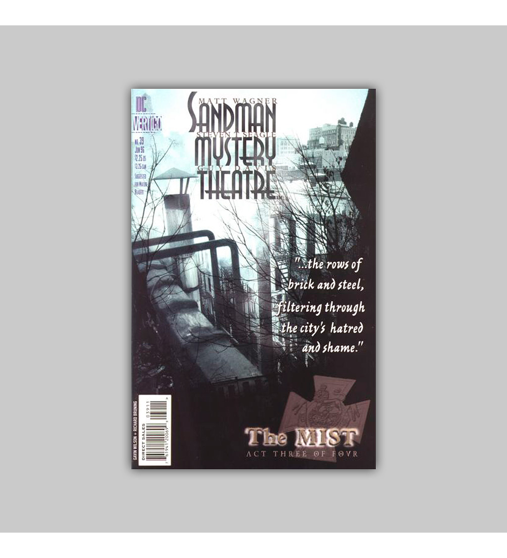 Sandman Mystery Theatre 39 1996
