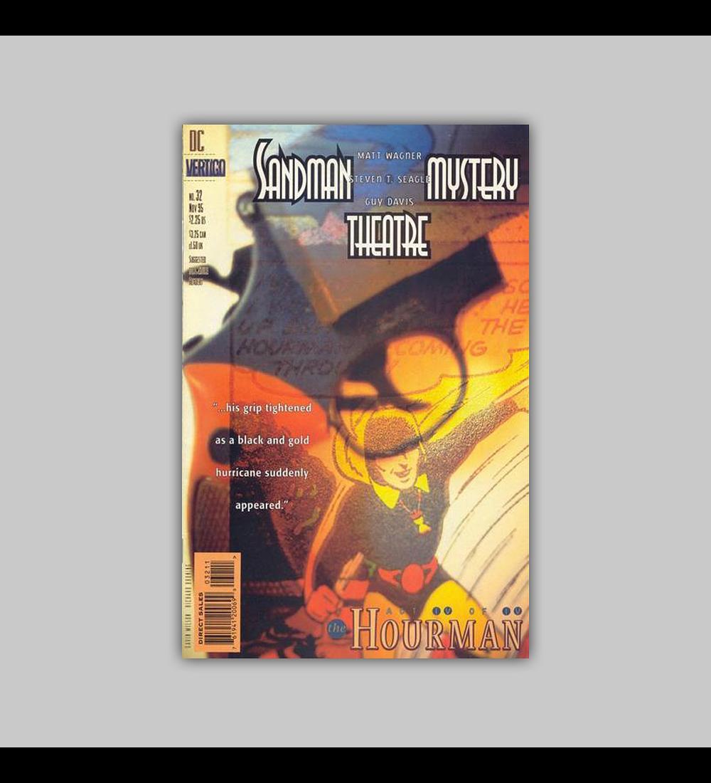 Sandman Mystery Theatre 32 1995