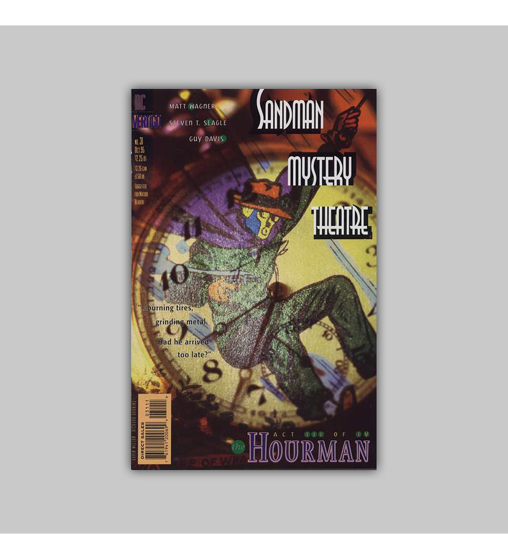 Sandman Mystery Theatre 31 1995