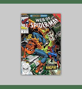 Web of Spider-Man 48 1989