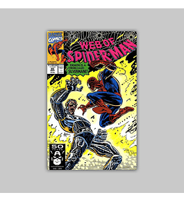 Web of Spider-Man 80 1991