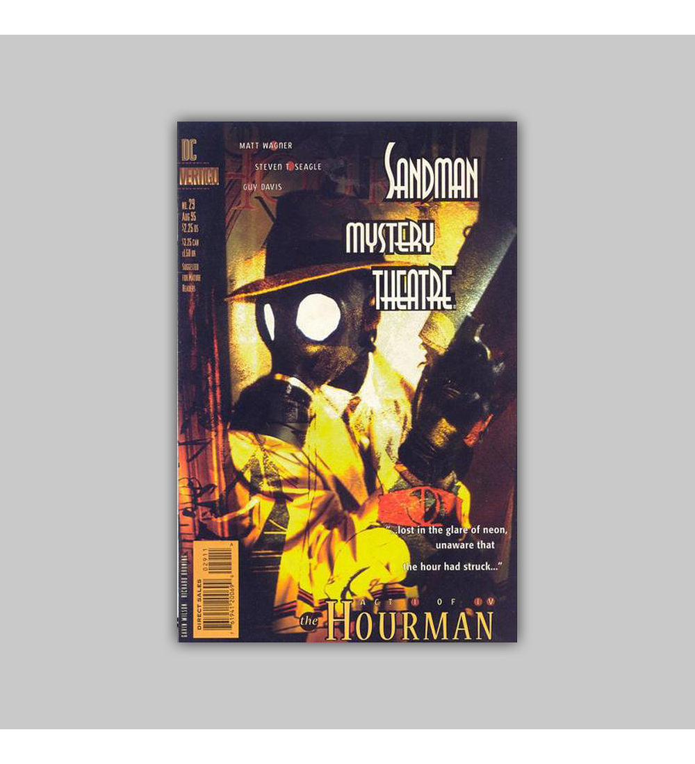 Sandman Mystery Theatre 29 1995