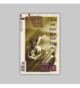Sandman Mystery Theatre 25 1995