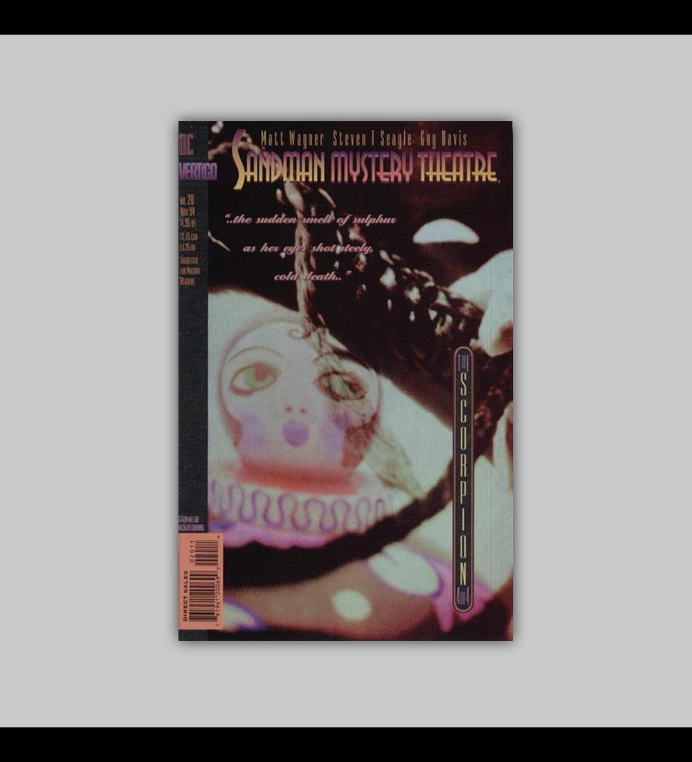 Sandman Mystery Theatre 20 1994