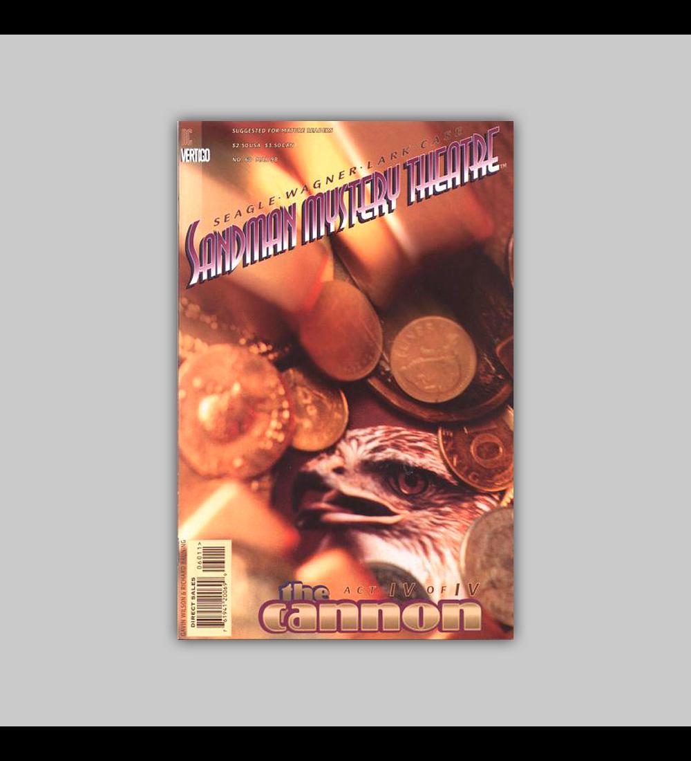 Sandman Mystery Theatre 60 1998