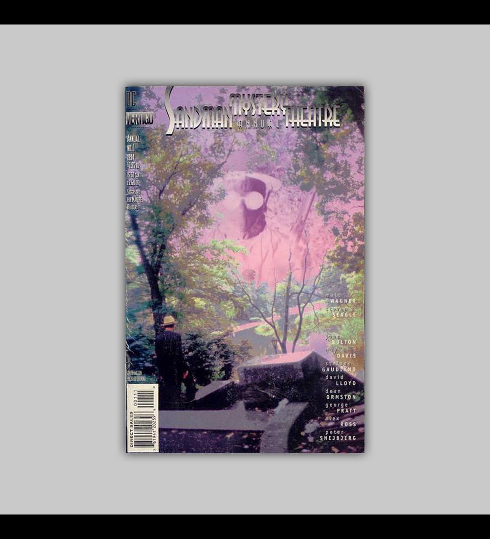 Sandman Mystery Theatre Annual 1 1994