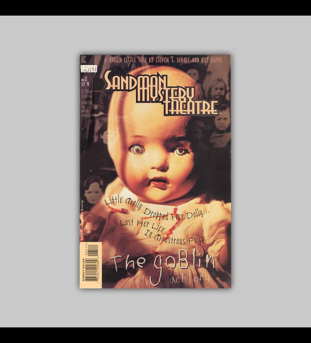 Sandman Mystery Theatre 65 1998