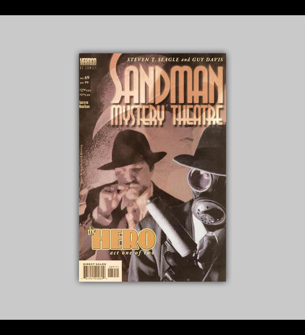 Sandman Mystery Theatre 69 1999