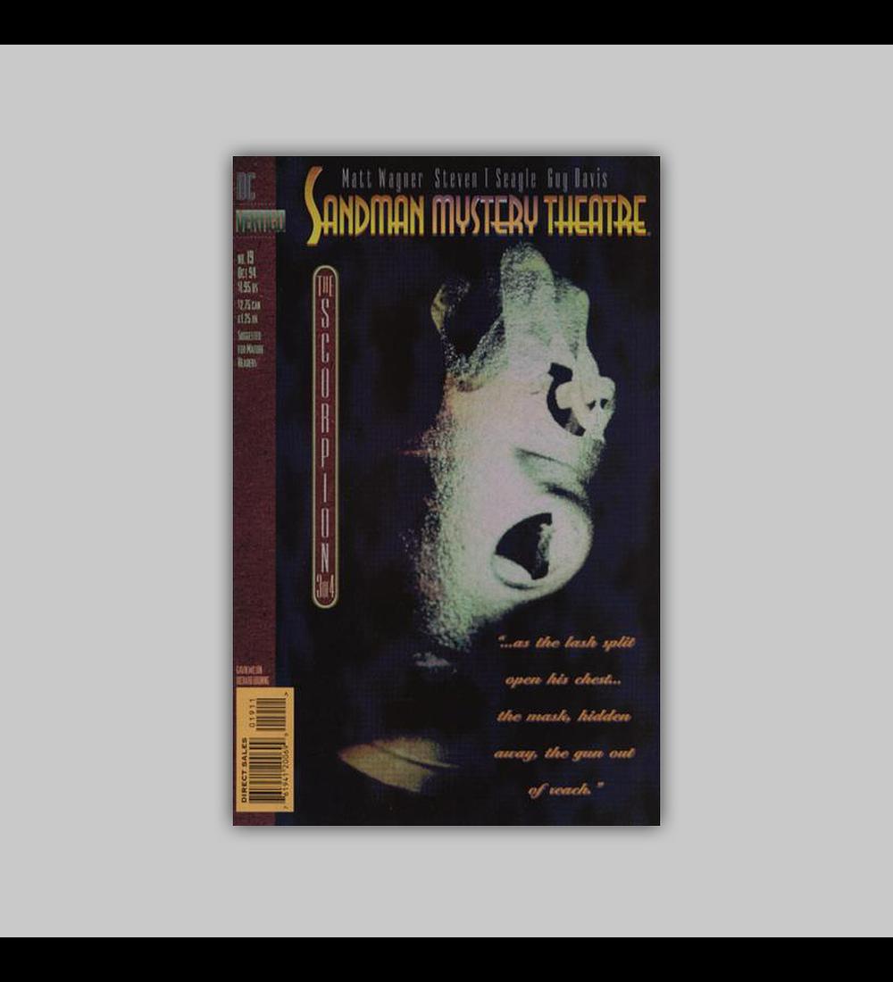Sandman Mystery Theatre 19 1994