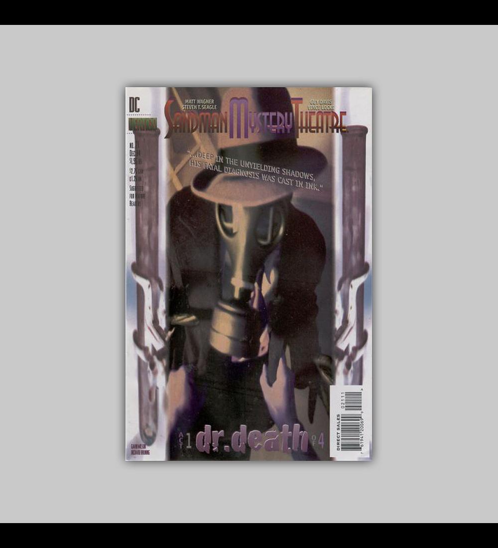 Sandman Mystery Theatre 21 1994