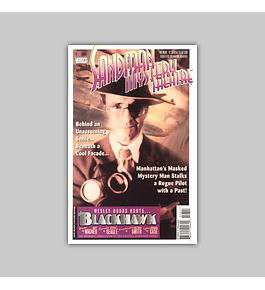 Sandman Mystery Theatre 48 1997