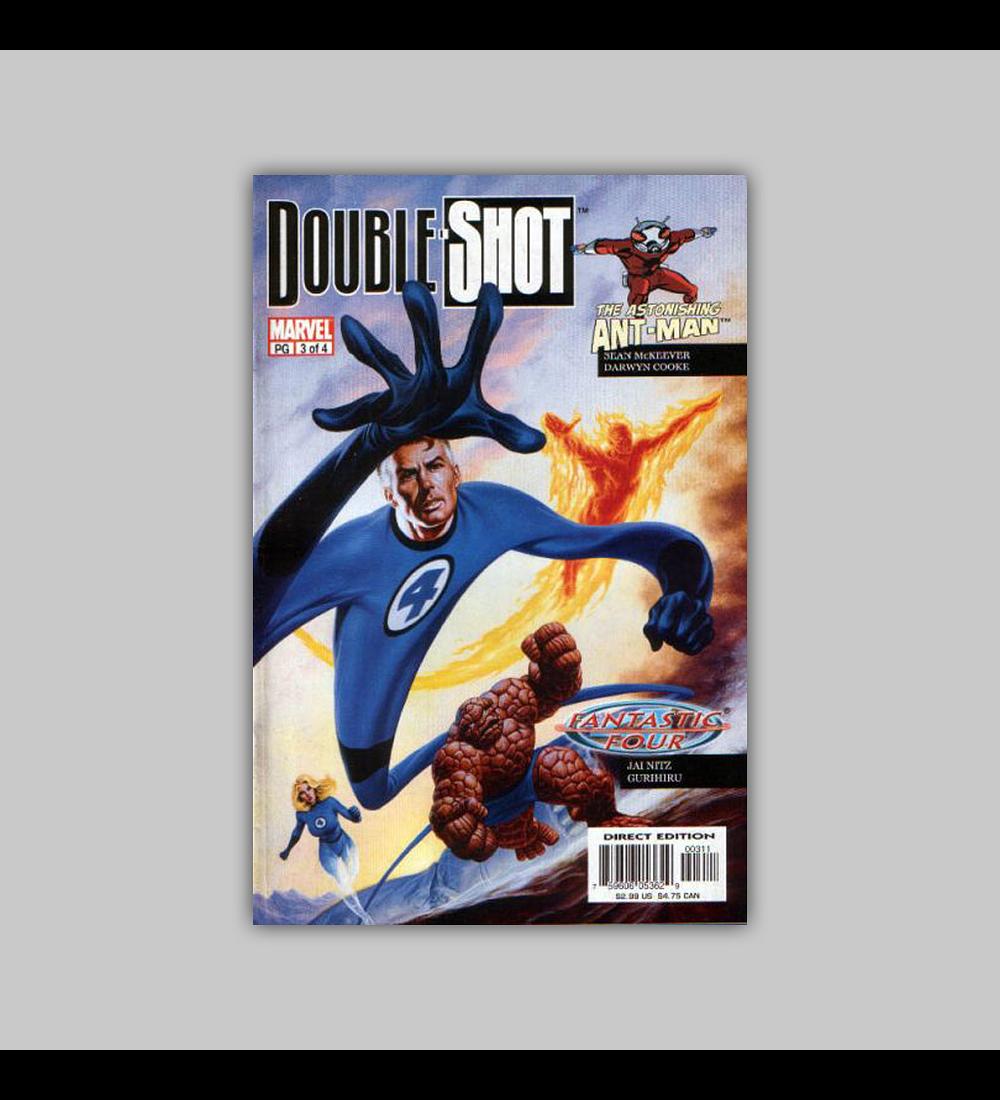 Marvel Double-Shot 3 2003