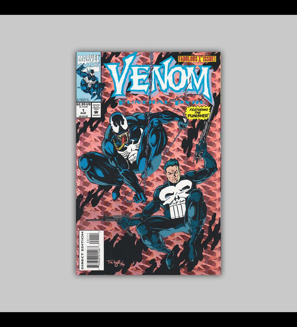 Venom: Funeral Pyre 1 1993