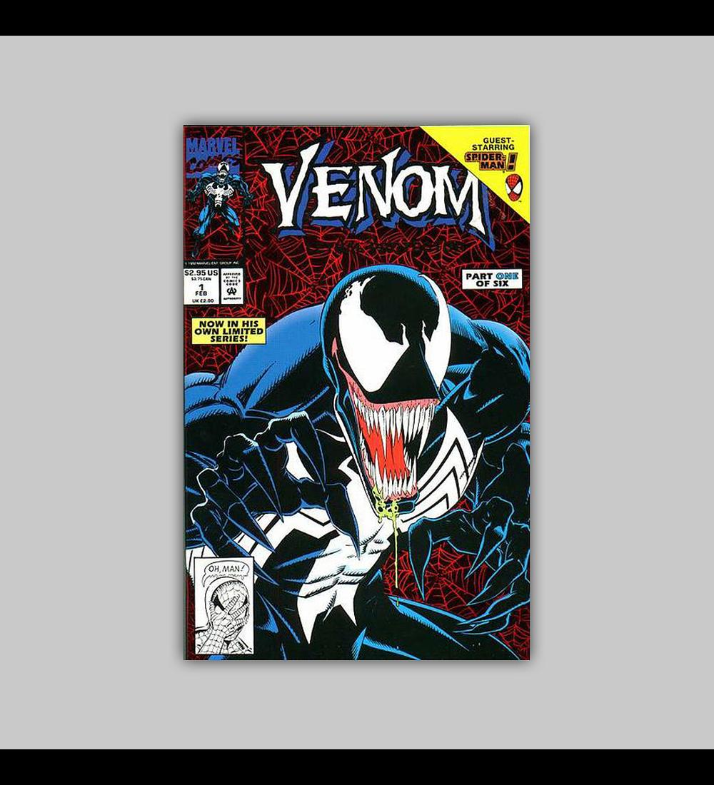 Venom: Lethal Protector 1 Foil 1993