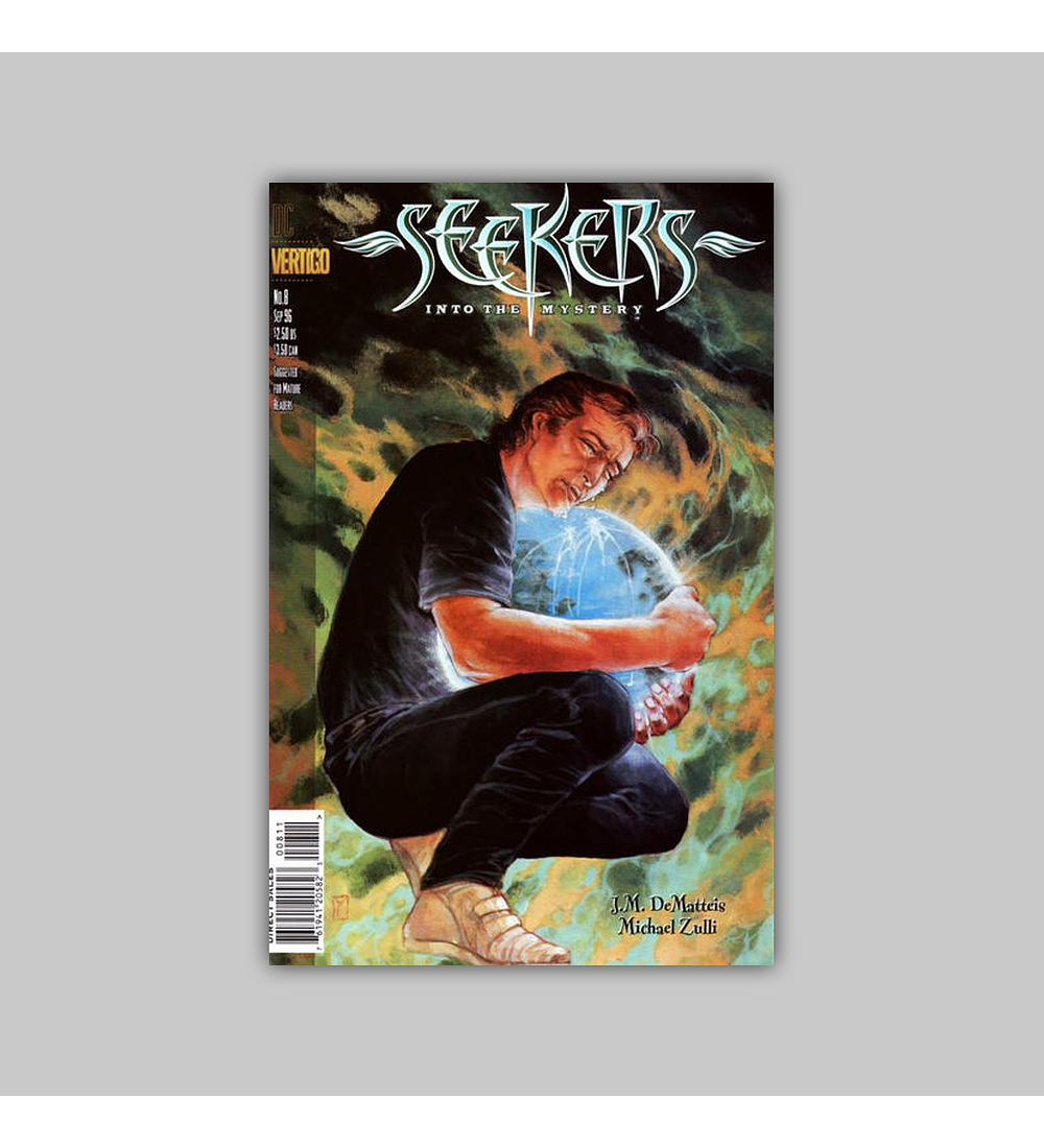 Seekers Into the Mystery 8 1996