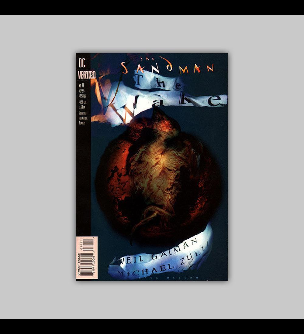The Sandman 71 1995