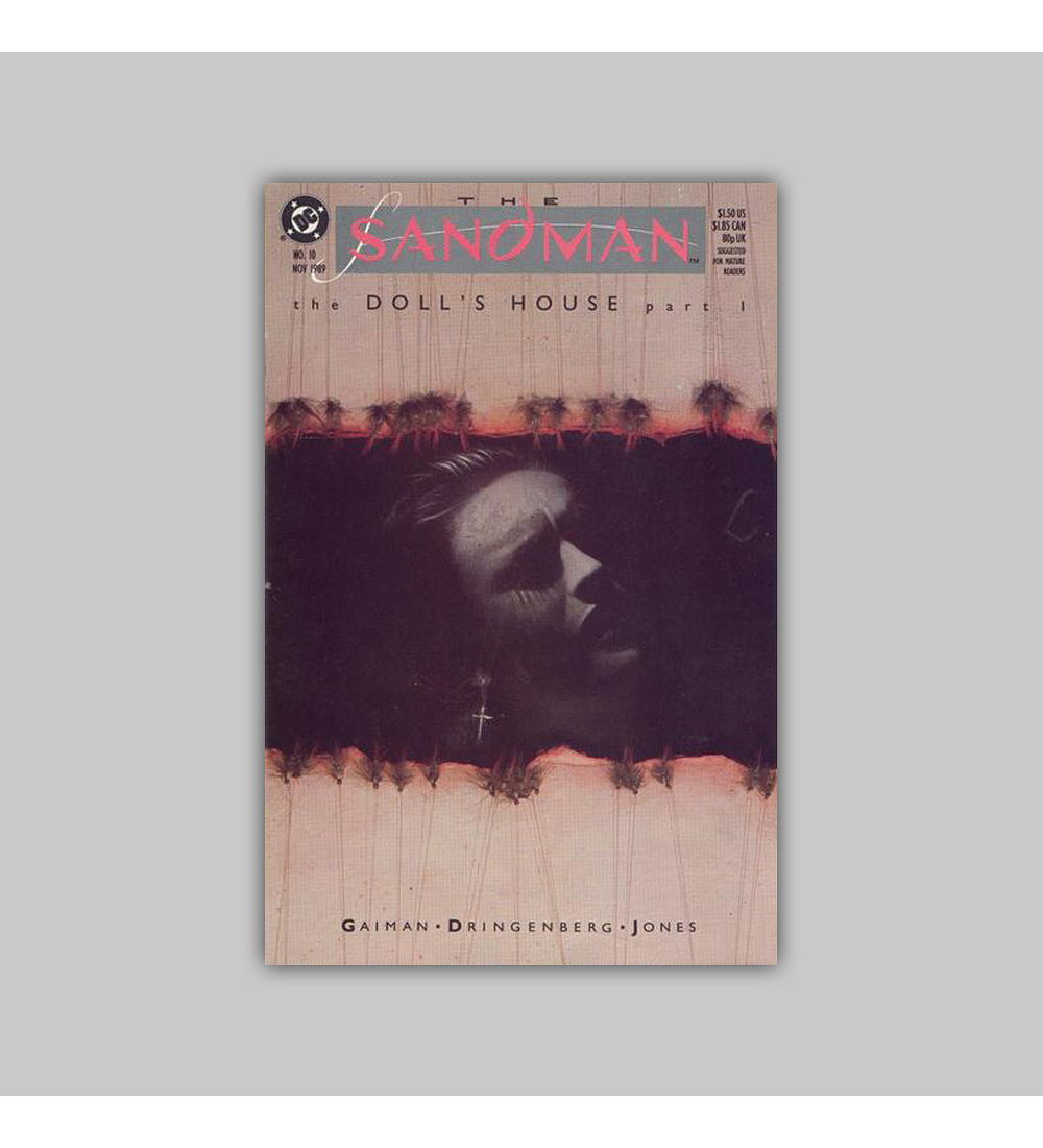 The Sandman 10 1989