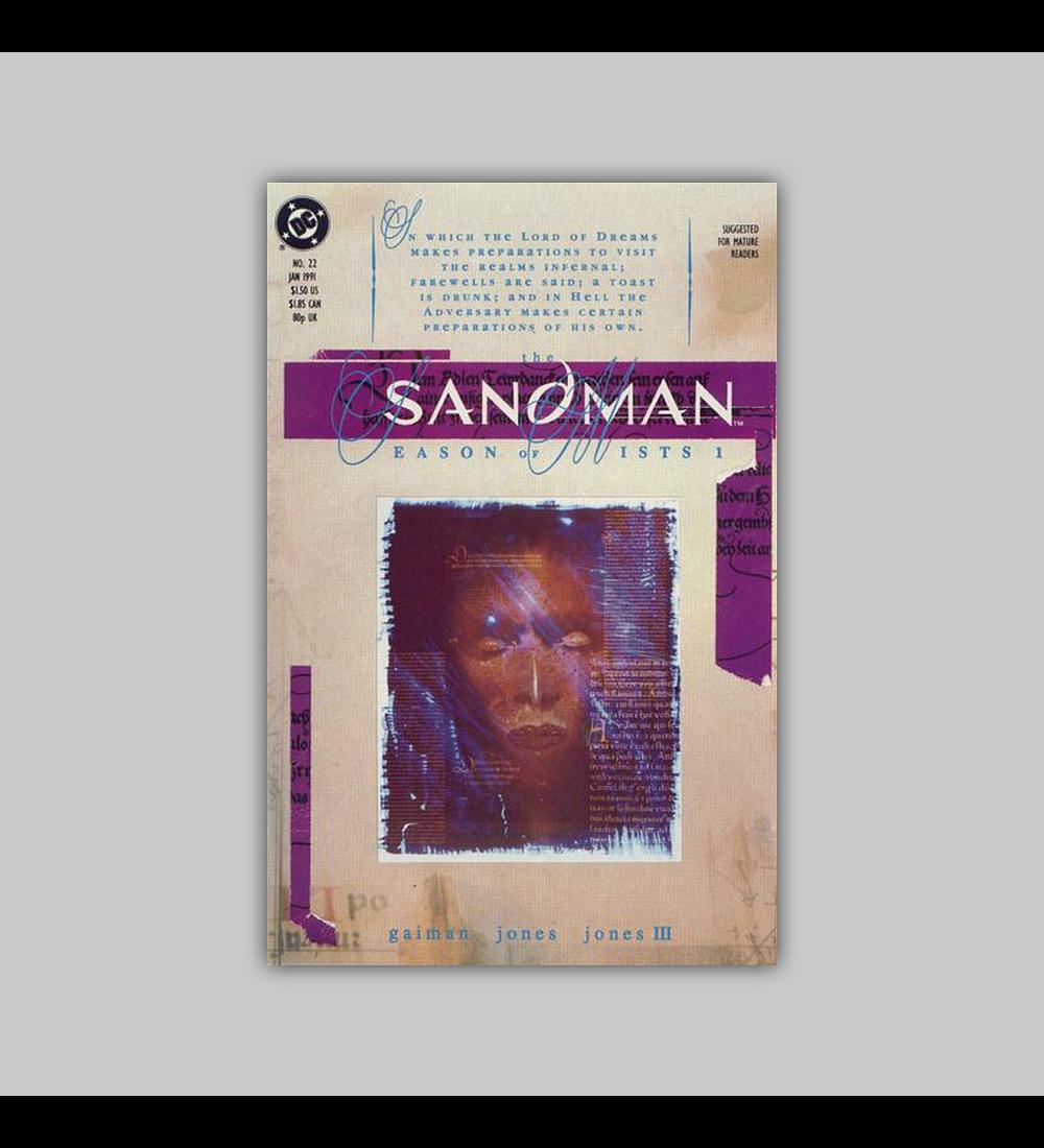 The Sandman 22 1991