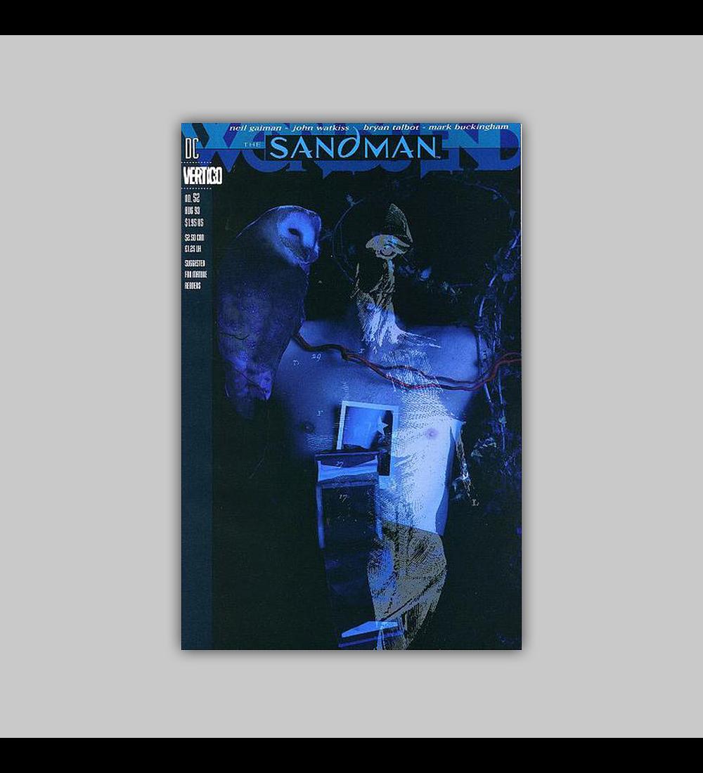 The Sandman 52 1993