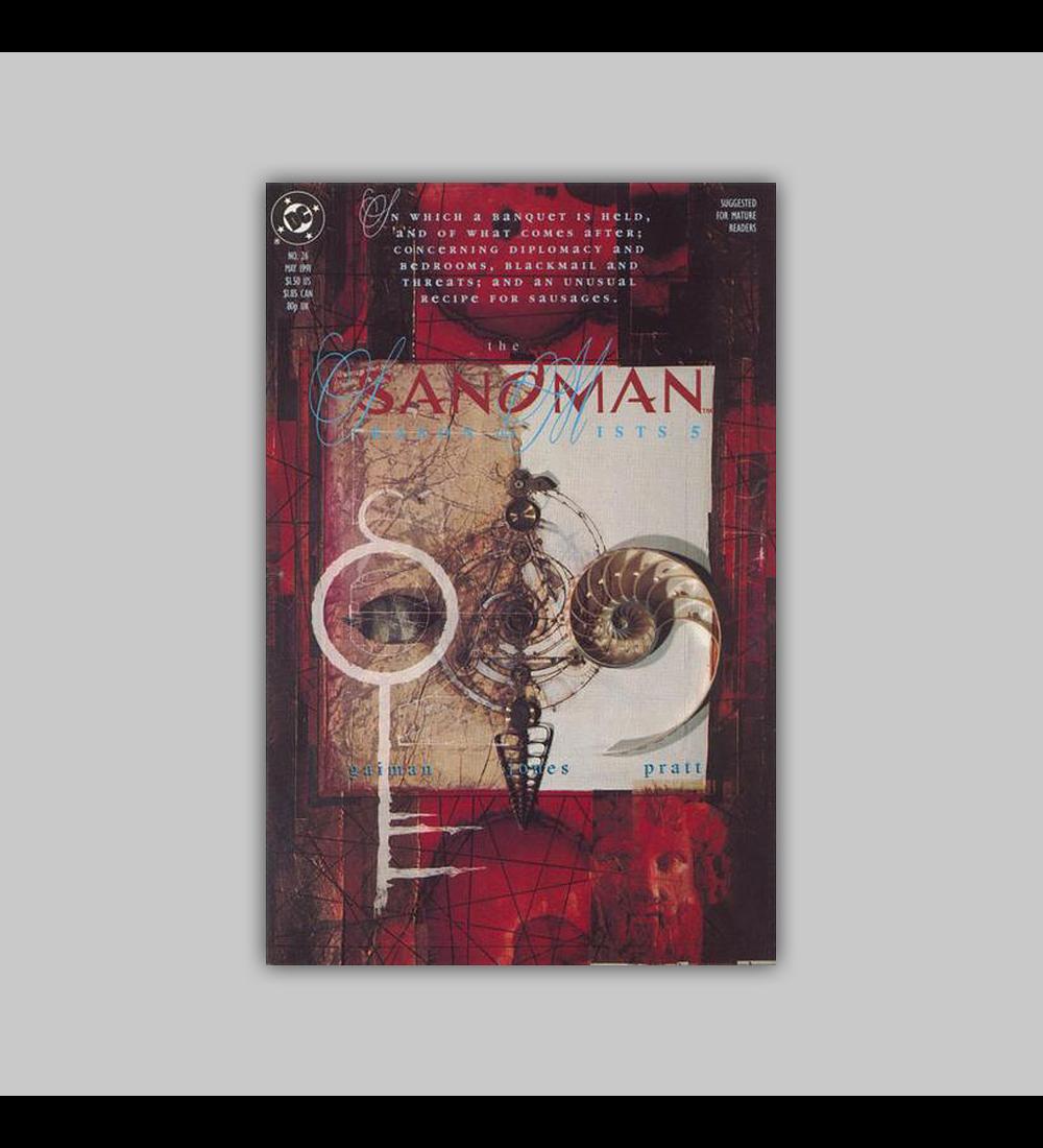 The Sandman 26 1991