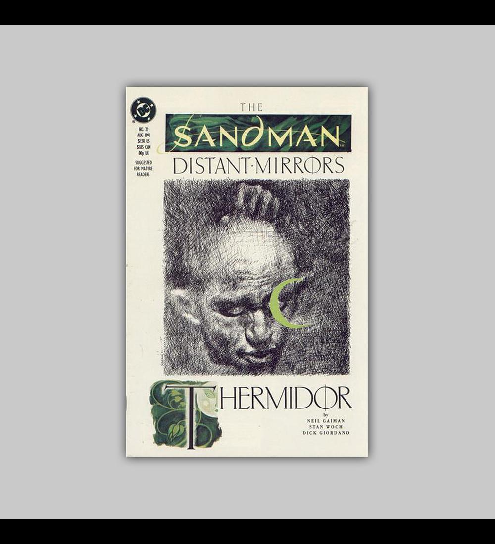 The Sandman 29 1991