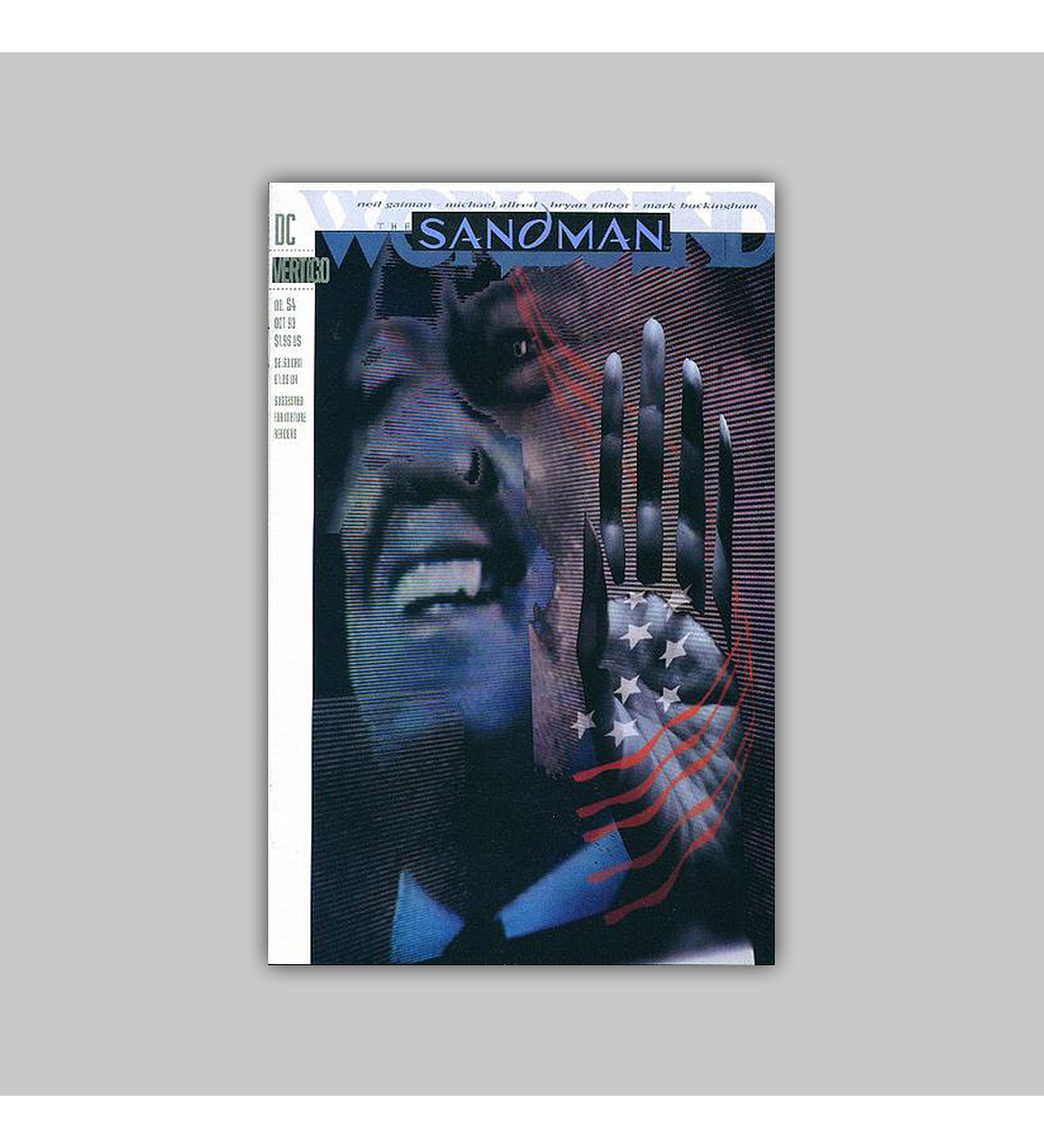 The Sandman 54 1993