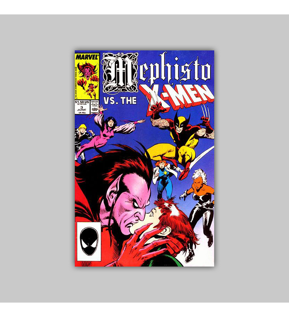 Mephisto Vs. 3 1986