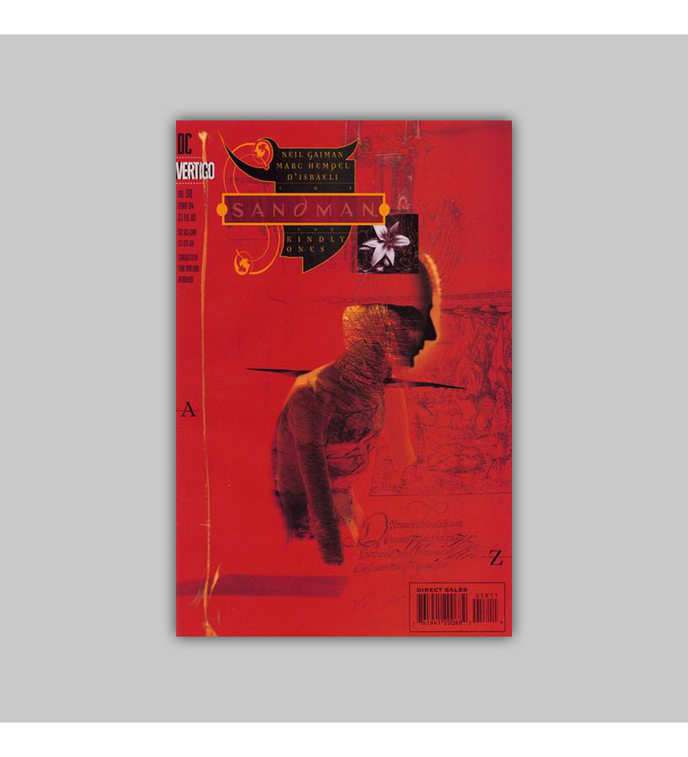 The Sandman 58 1994