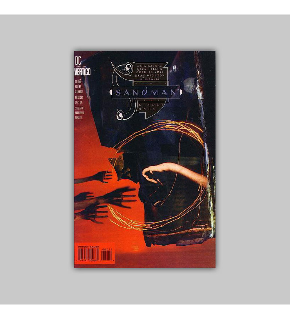 The Sandman 62 1994